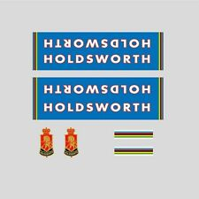 Holdsworth New Professional Bicycle Decals, Transfers, Stickers n.6