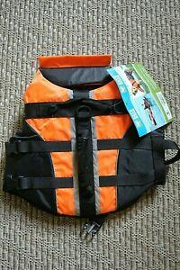 "Guardian Gear Deluxe Pillow Pet Preserver Small 12"" Orange W Pillow Headrest"