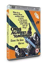 Odds Against Tomorrow (BFI) New Blu-Ray / DVD - Robert Ryan