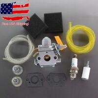 Carburetor For Craftsman Homelite Ryobi 308054012 308054013 26cc 30cc Trimmer