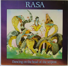 """12"""" LP - Rasa  - Dancing On The Head Of The Serpent - k5379 - washed & cleaned"""