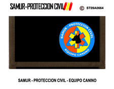 MONEDEROS SAMUR / PROTECCION CIVIL MADRID: EQUIPO CANINO