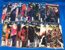 Job Lot 45 Batman Comics - DC Universe Rebirth - Excellent Condition, Sleeves