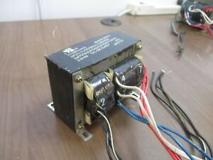 Cutler-Hammer CHL92-2 Transformer 12-768810-00-03 Pri: 120/480V Sec: 8/24V Used