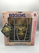 "Vintage 1980s Mattel ""BOGLINS"" ""DWORK"" in the Original BOX"