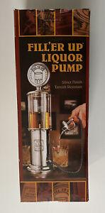 Fill'er Up Liquor Pump Goldinger (Alcohol, Booze Server Pump)
