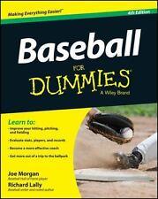 Baseball for Dummies (Paperback or Softback)