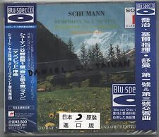 Schumann: Symphonies No 1 & 3 - Szell BLU SPEC SONY JAPAN SEALED