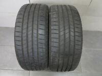 2x Sommerreifen Bridgestone Turanza T005 225/45 R17 91W GTI / 7,0 mm / DOT xx19