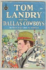 Tom Landry and the Dallas Cowboys 1973 G/VG