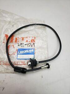 Fits Subaru DL GL Brat 82-84 A/T Speedometer Cable Lazorlite L91-1569 NOS