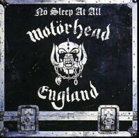 Motorhead - No Sleep At All (Bonus Track Edition) [CD]