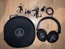 Audio Technica ATH-ANC9 Noise-Cancelling Headphones