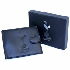 Tottenham Hotspur FC Stamped Leather Wallet - Football Gift