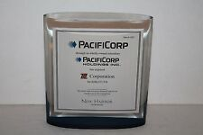 PacifiCorp / Tpc Corporation Acquisition March 1997 Commemorative Paperweight