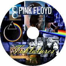 PINK FLOYD BASS & GUITAR TAB CD TABLATURE GREATEST HITS BEST LENNON MCCARTNEY