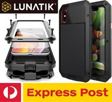 iPhone XS Max LUNATIK TakTik Ultimate Shockproof & Waterproof Extreme METAL Case