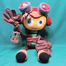 "Psychonauts 15"" Raz Plush NEW Poseable Stuffed Toy Figure Double Fine"