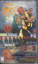 1994 94-95 TOPPS STADIUM CLUB SERIES 2 NBA SEALED BOX: BEAM TEAMS! JASON KIDD RC