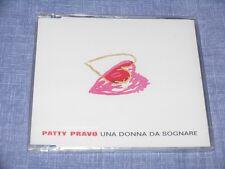 PATTY PRAVO - UNA DONNA DA SOGNARE 2Tr. CDS NEW