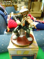 "Great Nib-1998 Flambro Figurine Emmett Kelly Jr. ""The Violinist"".Sale"