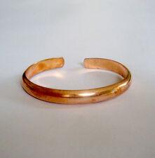 Tibetan COPPER Healing Energy Cuff Adjustable Medicine Bracelet Indian Jewelry
