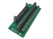 IDC40 40-Pin Connector Signals Breakout Board Screw terminals Din