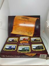 Matchbox MIB The Australian Vintage Collection Limited Edition Gift Set MB913