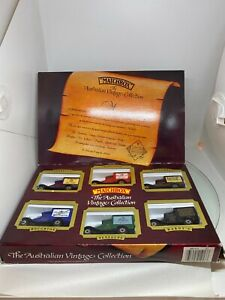 Matchbox MB913 The Australian Vintage Collection Limited Edition Gift Set  - NEW