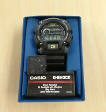 Casio NEW GShock DW-9052 Digital Watch Resist Illuminator Stopwatch DW-9052-1BOS