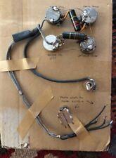1957 Gibson Les Paul Standard Goldtop Wiring Harness Vintage Not Reissue