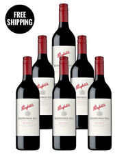 Penfolds Red Blend Wines