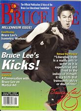 01/00 Jun Fan Jeet Kune Do Nucleus Bruce Lee Magazine