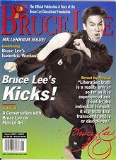01/00 Jun Fan Jeet Kune Do Nucleus Bruce Lee Magazine