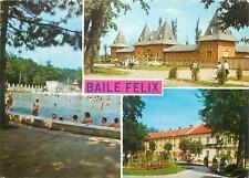 Romania Oradea Baile Felix vedere din parc strand termal piscine