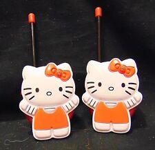 Hello Kitty Kid's Toy Walkie-Talkie