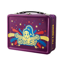 """Official WWE - Bayley """"I'm A Hugger"""" Tin Lunch Box"""