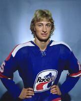 Wayne Gretzky Indianapolis Racers 8x10 Photo
