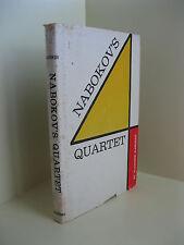 Nabokov's Quartet - Vladimir Nabokov, First Edition, New York, Phaedra, 1966