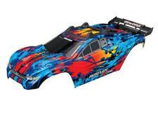 TRAXXAS Rustler 4x4 VXL - Body, Rustler® 4X4 VXL, green/ window, grille, lights