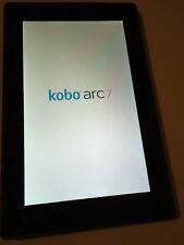 Kobo Arc 7 8GB, Wi-Fi, 7in - Black Tablet Ereader