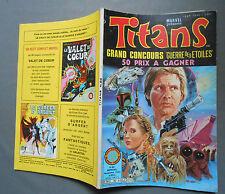 ► TITANS N°82 - LUG - Novembre 1985