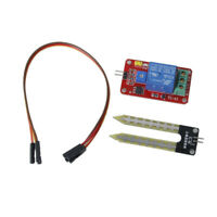 Soil Hygrometer Humidity Detection Module Moisture Water Sensor For Arduino