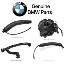 For BMW E60 E85 E90 530i Z4 Crankcase Vent Valve w/ Crankcase Vent Hoses Genuine