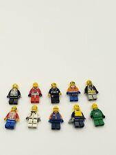 Lego Mini Figure Minifigure People Mixed Lot Parts & Pieces W
