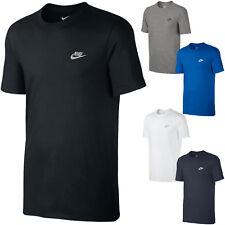 Nike Sportswear Futura T-Shirt Classic Retro Sport Fitness Freizeit Shirt Top