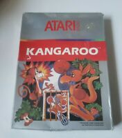 Atari 2600 Kangaroo - NEW in Shrinkwapped Box NIB 1988.