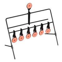 Air Gun Steel Resetting Target Stand Combo 7 Reset Target Shooting Spot Practice