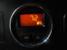 bmw z3 obc round clock from 2001 facelift rare