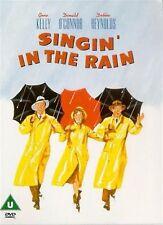 Singin In The Rain 2001 Gene Kelly, Donald O'Connor, Debbie Reynolds NEW R2 DVD